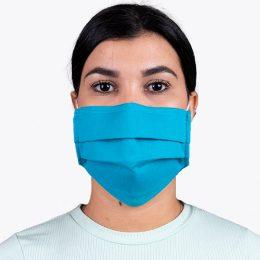 Máscara Reutilizável Nível 2 Azul