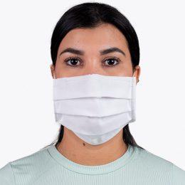 Máscara Reutilizável Nível 2 Branca