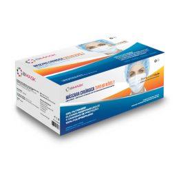 Máscara Cirúrgica Descartável Tipo IIR Nível 1
